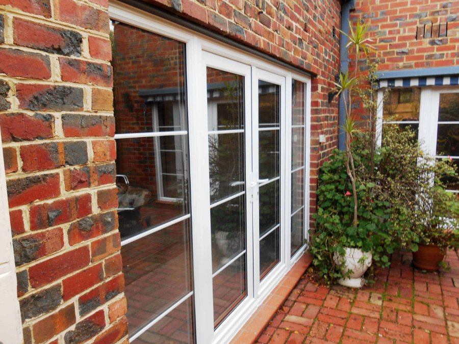 French Doors Melbourne Ecostar Double Glazing