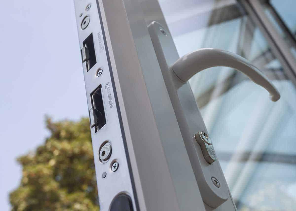 Secure Double Glazed Doors