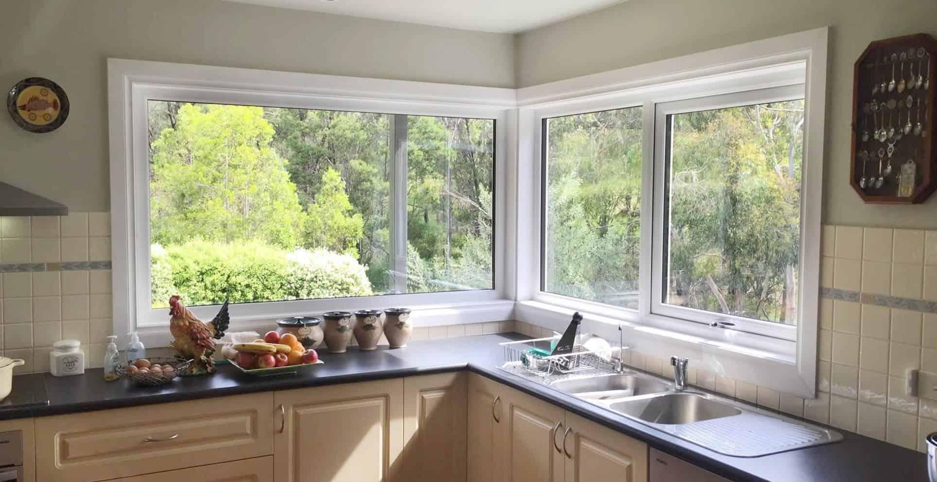 Bay Windows & Corner Windows - Ecostar Double Glazing