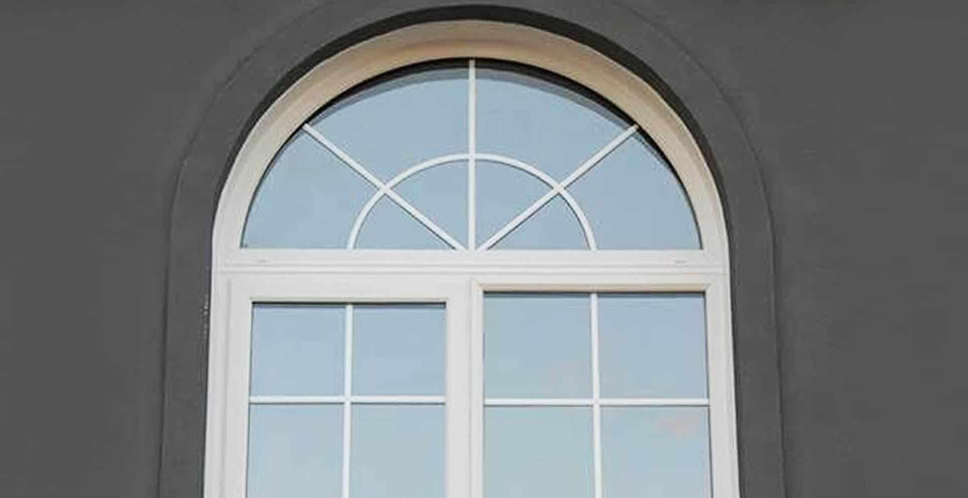 brand new 9fcd3 2ee08 Custom Double Glazed Windows | Special Shaped Windows in ...